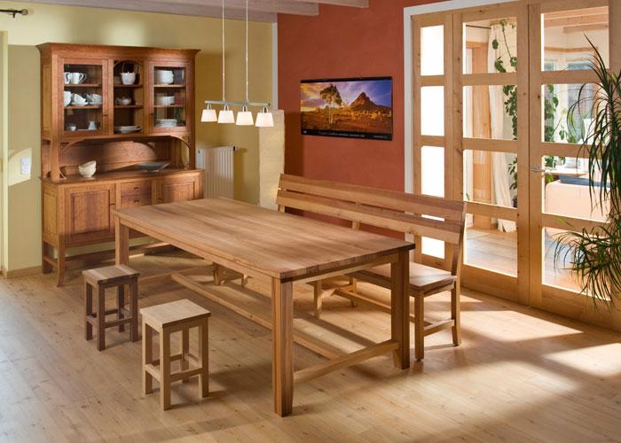 esszimmerm bel das holzatelier. Black Bedroom Furniture Sets. Home Design Ideas